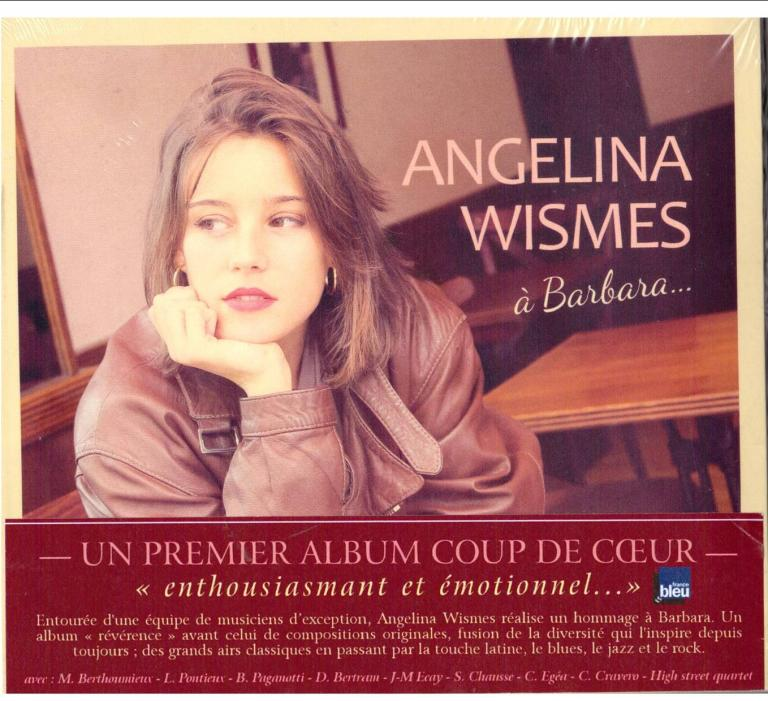 Angélina WISMES chante Barbara