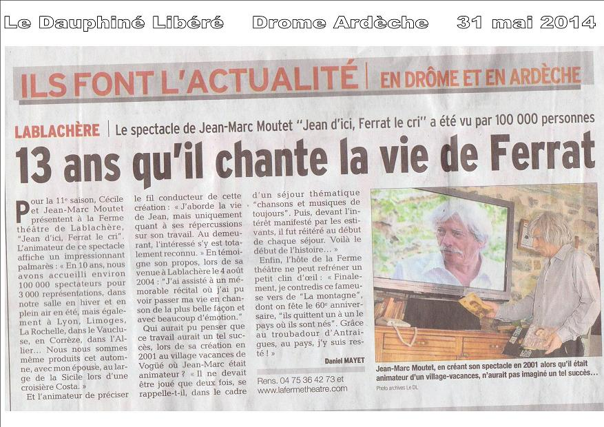 Article du 31 mai 2014 red