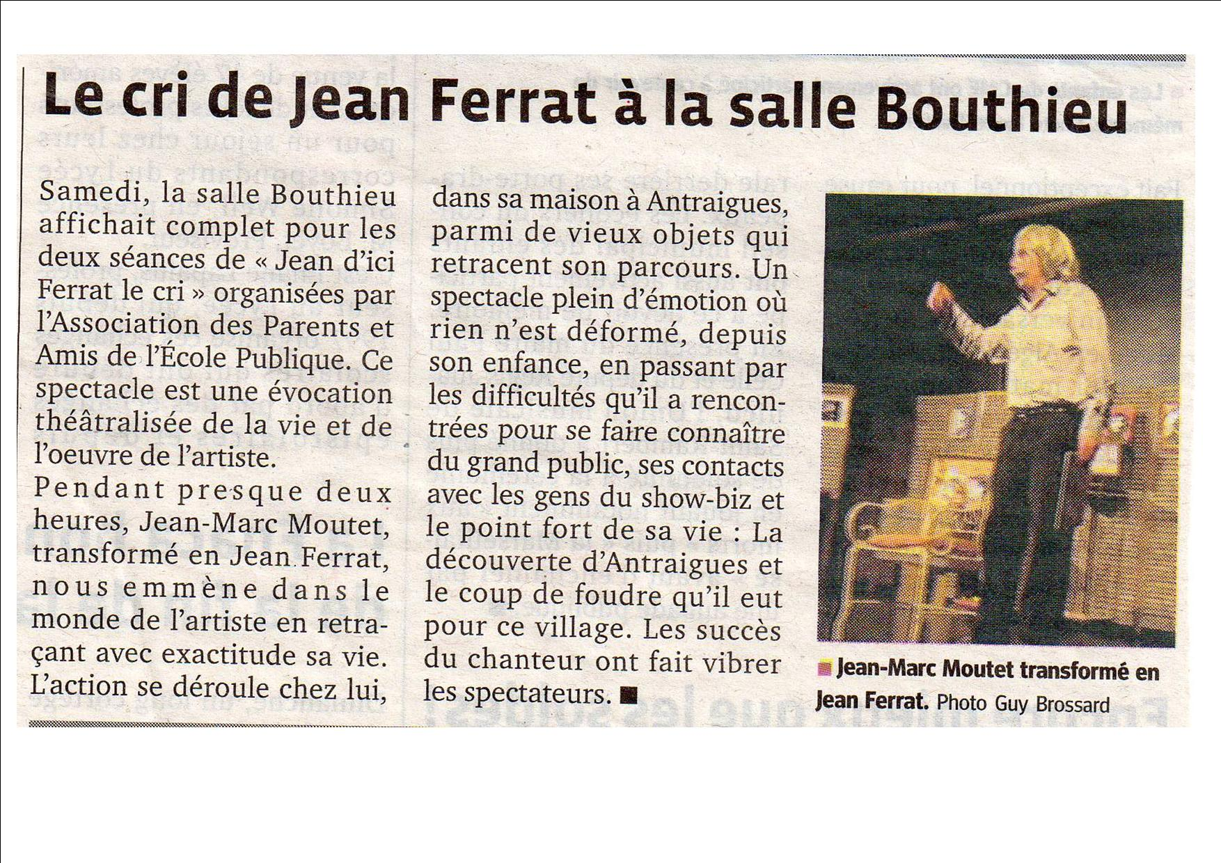 Article st heand