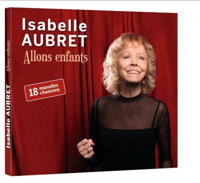 "Isabelle AUBRET ""Allons enfants"""