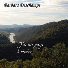 Barbara DESCHAMPS J'ai un pays à visiter