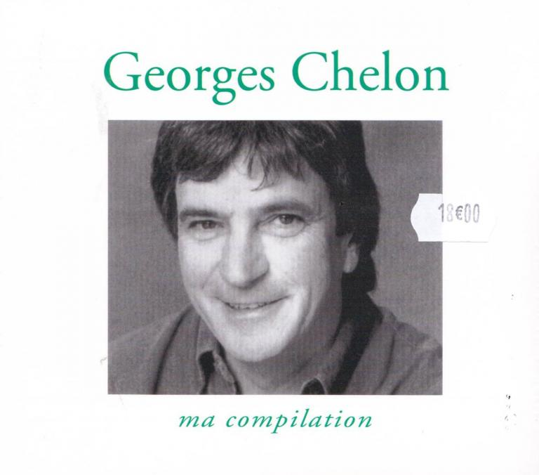 "cd Georges CHELON ""Ma compilation"""