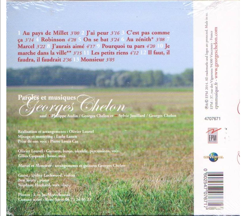 Chelon millet verso