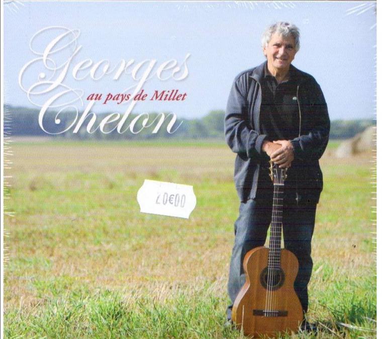 """Georges CHELON  cd """"AU pays de Millet"""""""