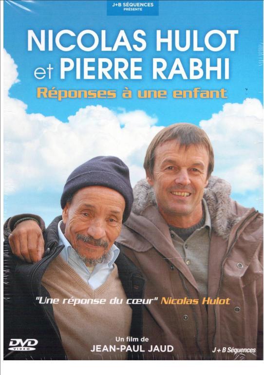 """DVD """"Réponses à une enfant"""" de Jean-Paul JAUD"""