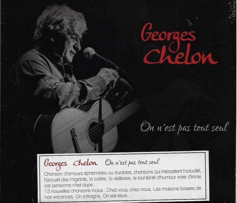 """CD Georges CHELON """"On n'est pas tout seul"""""""