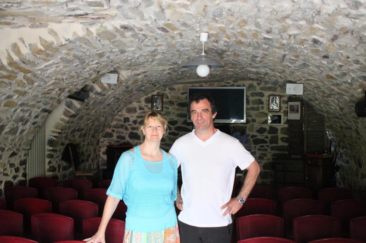 Cécile et Jean-Marc