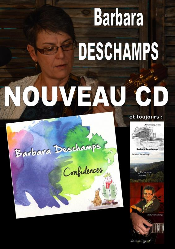 Nouveau cd barbara 1