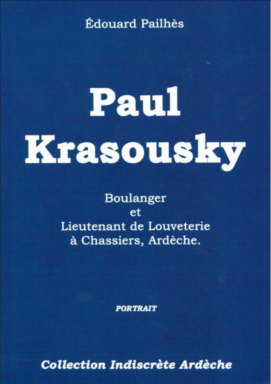 Edouard Pailhes : Paul Krasousky