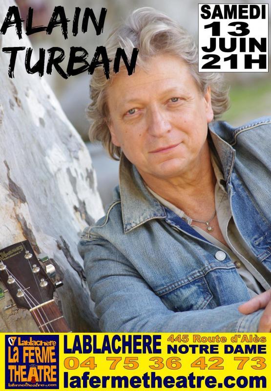 13 juin 2020 alain turban en concert