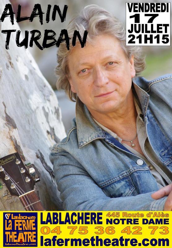 17 juillet 2020 alain turban en concert