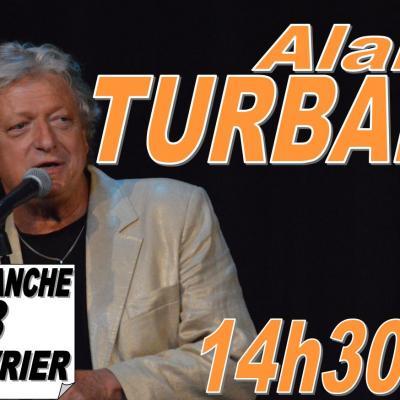 Alain TURBAN  dimanche 18 février 2018 à 14h30
