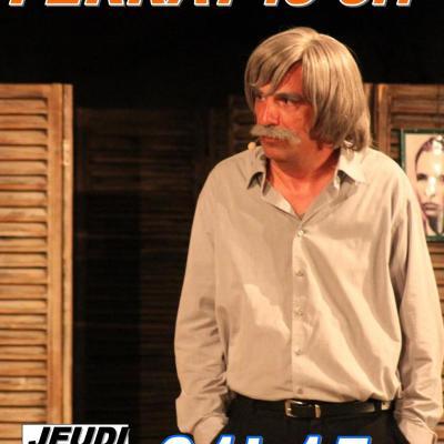 Jean d'ici Ferrat le cri par Jean-Marc MOUTET Jeudi 9 AOÛT 2018 à 21h15