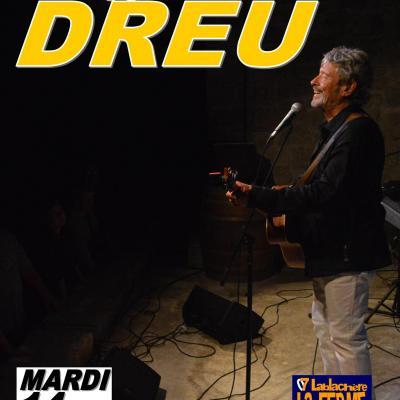 Gilles DREU Mardi 14 août 2018 à 21h15