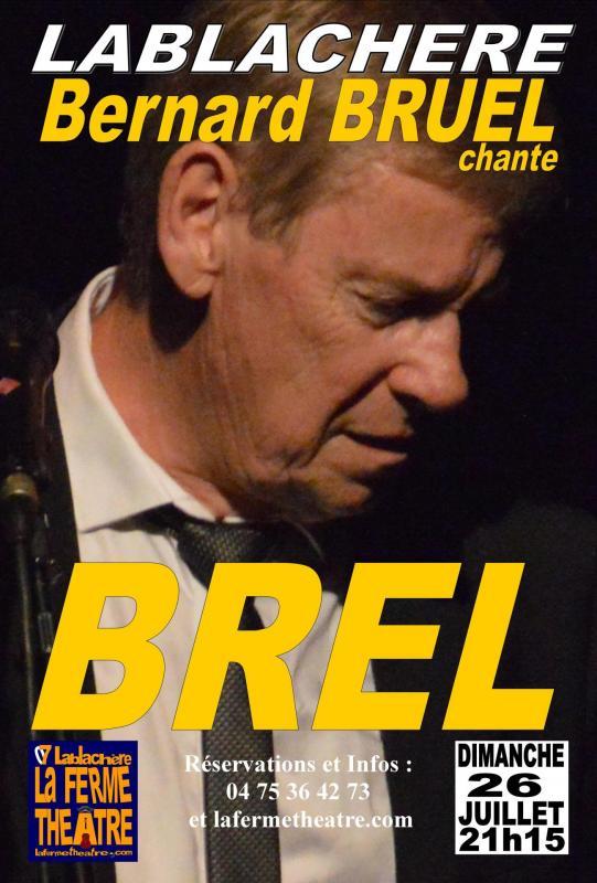 20200726 bernard bruel chante brel