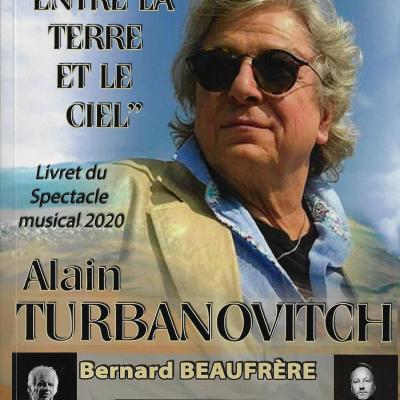 Alain TURBAN livre+cd