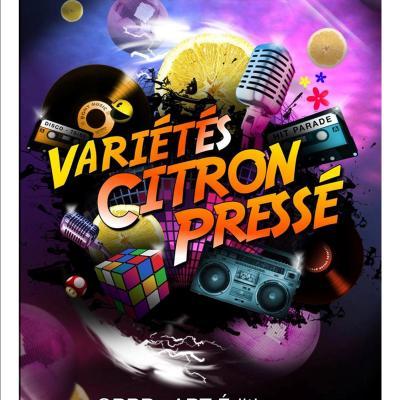 """Alain Turban """"Variétés citron pressé"""""""