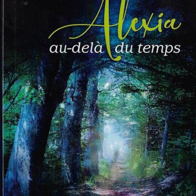 Alexia au delà du temps d'Alice Lacour