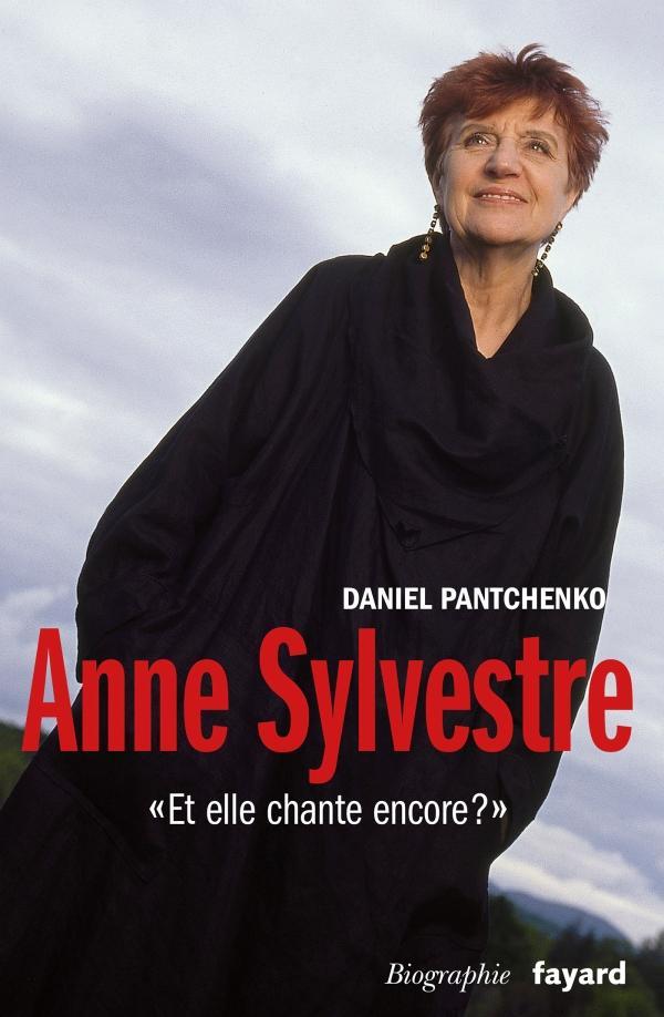 Anne sylvestre par daniel pantchenko