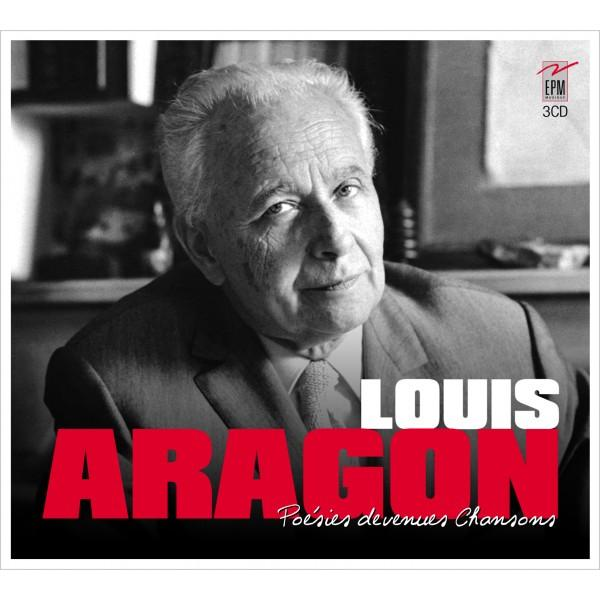 Aragon poesies devenues chansons louis aragon