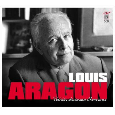 CD ARAGON :  POÉSIES DEVENUES CHANSONS
