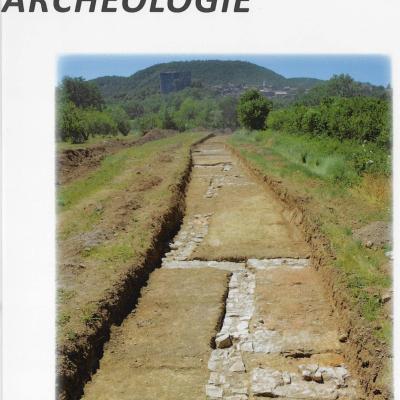 Ardèche archéologie (Farpa) N°38 de  Février 2021.