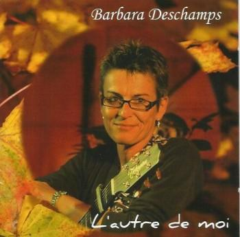 Barbara deschamps cd l autre de moi