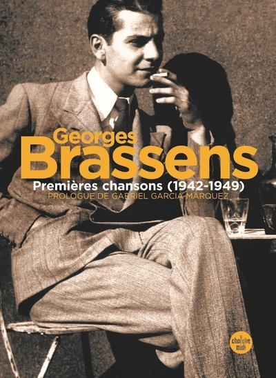Brassens premieres chansons