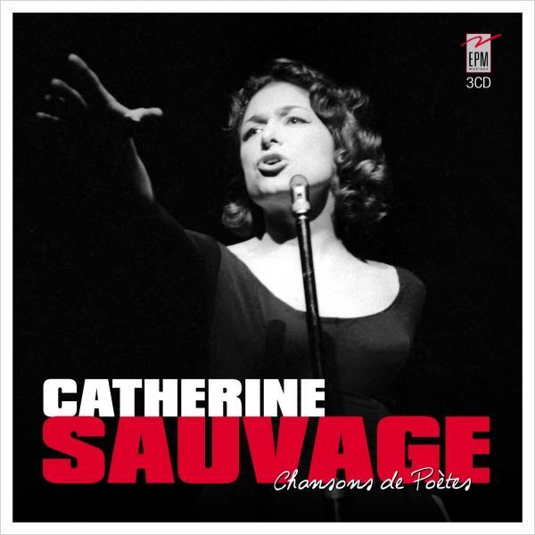 Catherine sauvage chante les poetes catherine sauvage