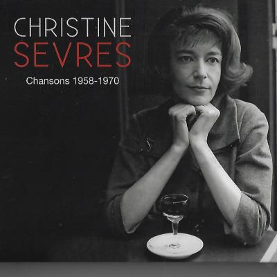 Christine Sèvres Chansons 1958-1970