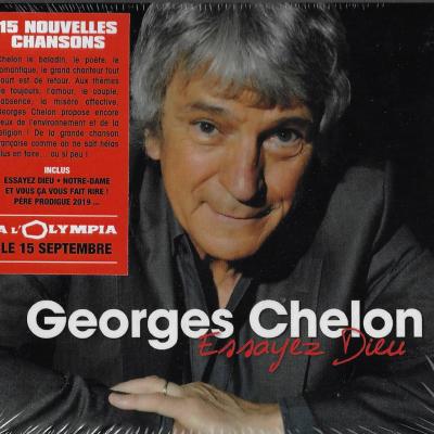 Georges CHELON Essayez Dieu