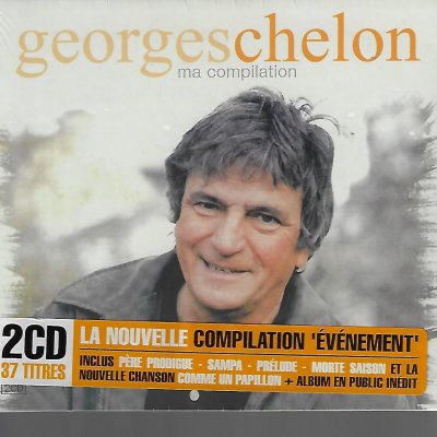 CD Georges CHELON Ma compilation