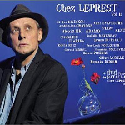 Chez Leprest Volume 2 CD+DVD du volume 1