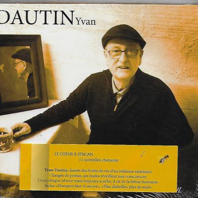Yvan Dautin Le cœur à l'encan