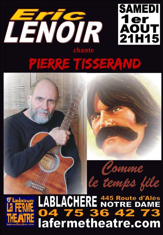Eric lenoir chante pierre tisserand 1e aout 2020