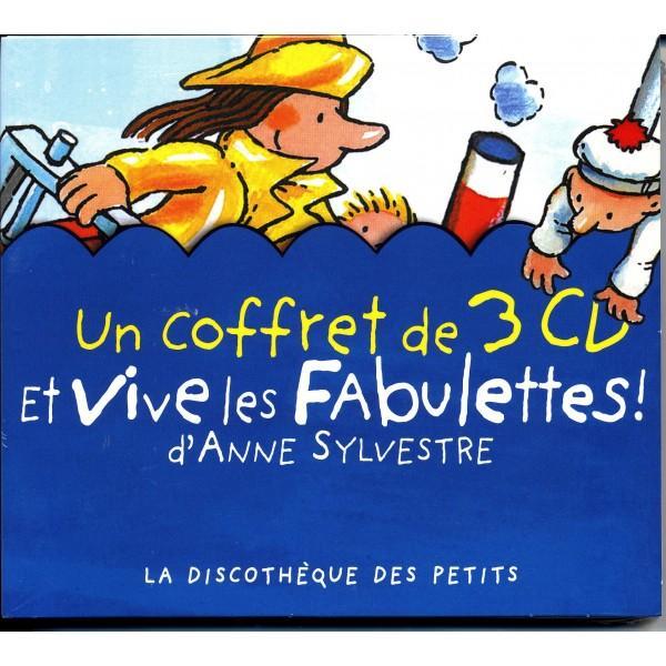 Et vive les fabulettes cd album jeunesse epm musique pour les enfants