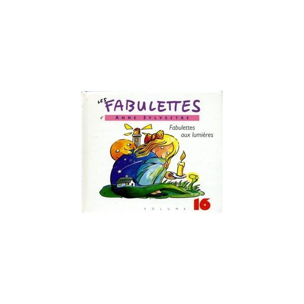 Fabulettes aux lumieres cd album jeunesse epm musique pour les enfants anne sylvestre