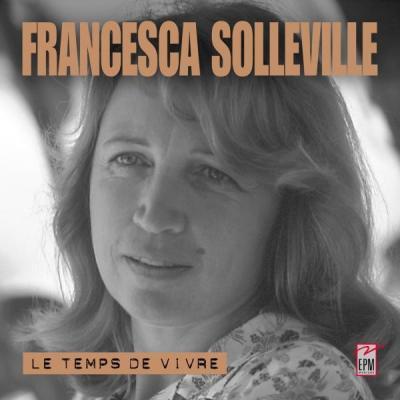 FRANCESCA SOLLEVILLE LES ANNÉES 1968 - 1983 ( COFFRET 5 CD)