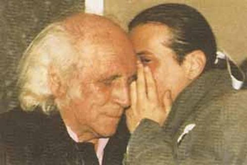 Francis lalanne et leo