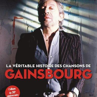 LA VERITABLE HISTOIRE DES CHANSONS DE GAINSBOURGLECOEUVRE FABIEN