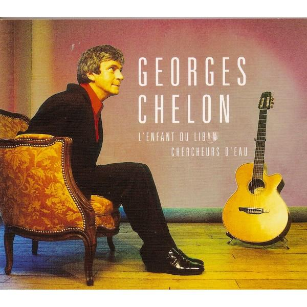 Georges chelon lenfant du liban cherchers deau georges chelon