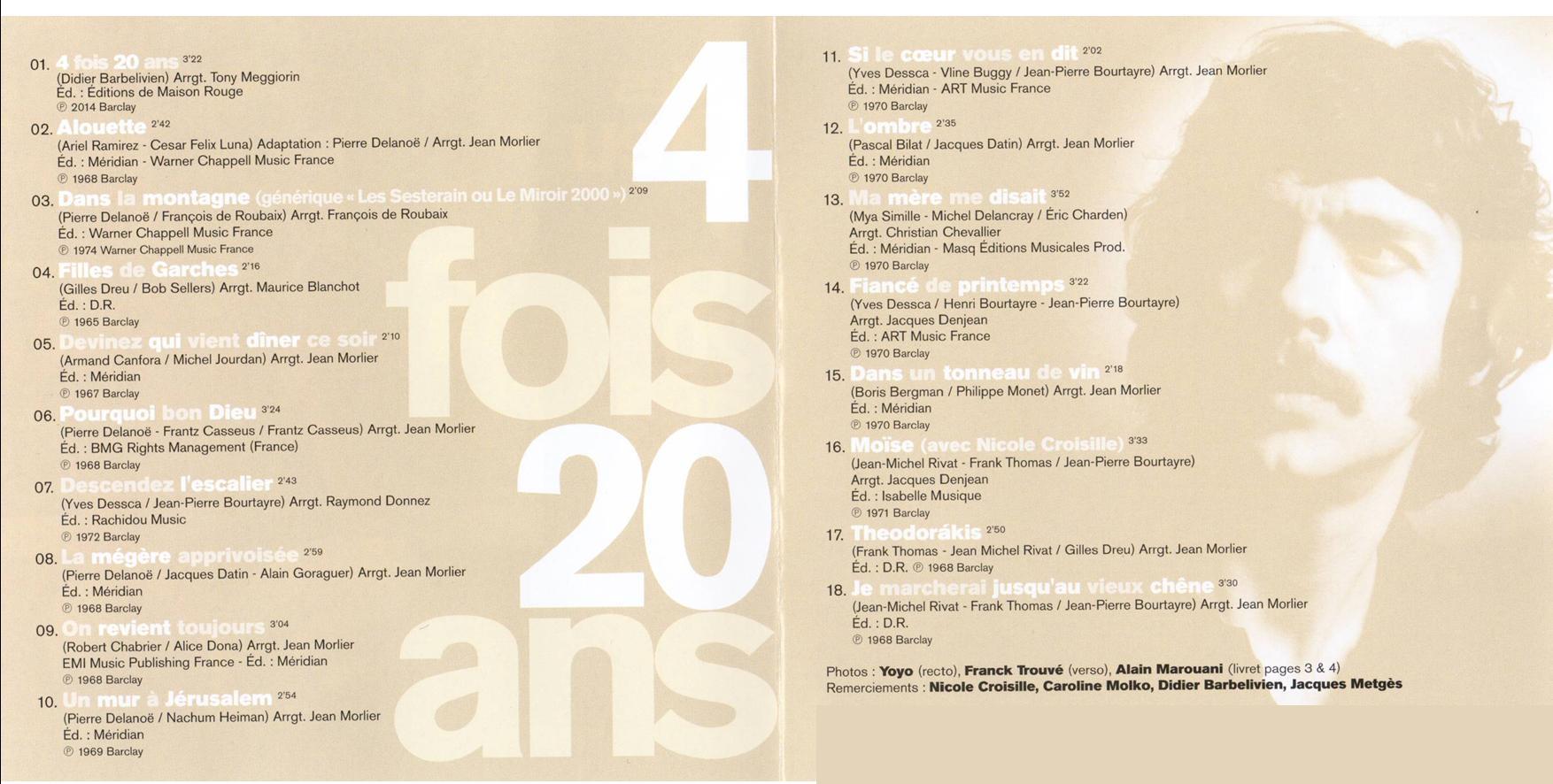 Gilles cd 1