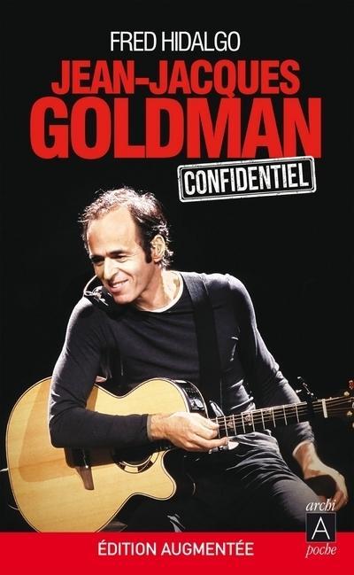 Goldman par fred hidalgo archipoche