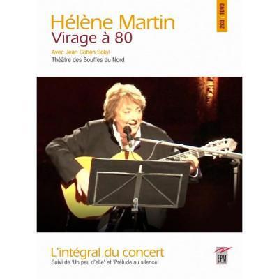 Hélène MARTIN au théâtre des Bouffes du Nord