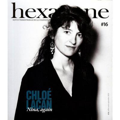 Hexagone N°16. Revue trimestrielle de la chanson