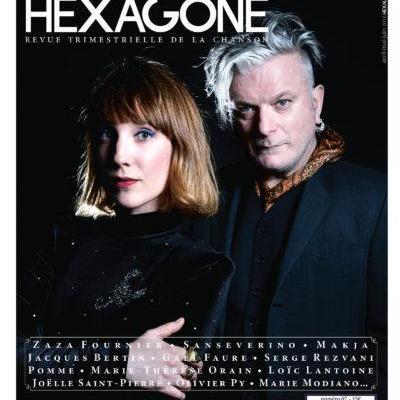 Hexagone N°07. Revue trimestrielle de la chanson