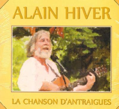 """Alain Hiver chante """"La chanson d'Antraigues"""" cd 2 titres"""