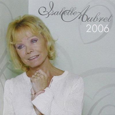 CD Isabelle AUBRET 2006