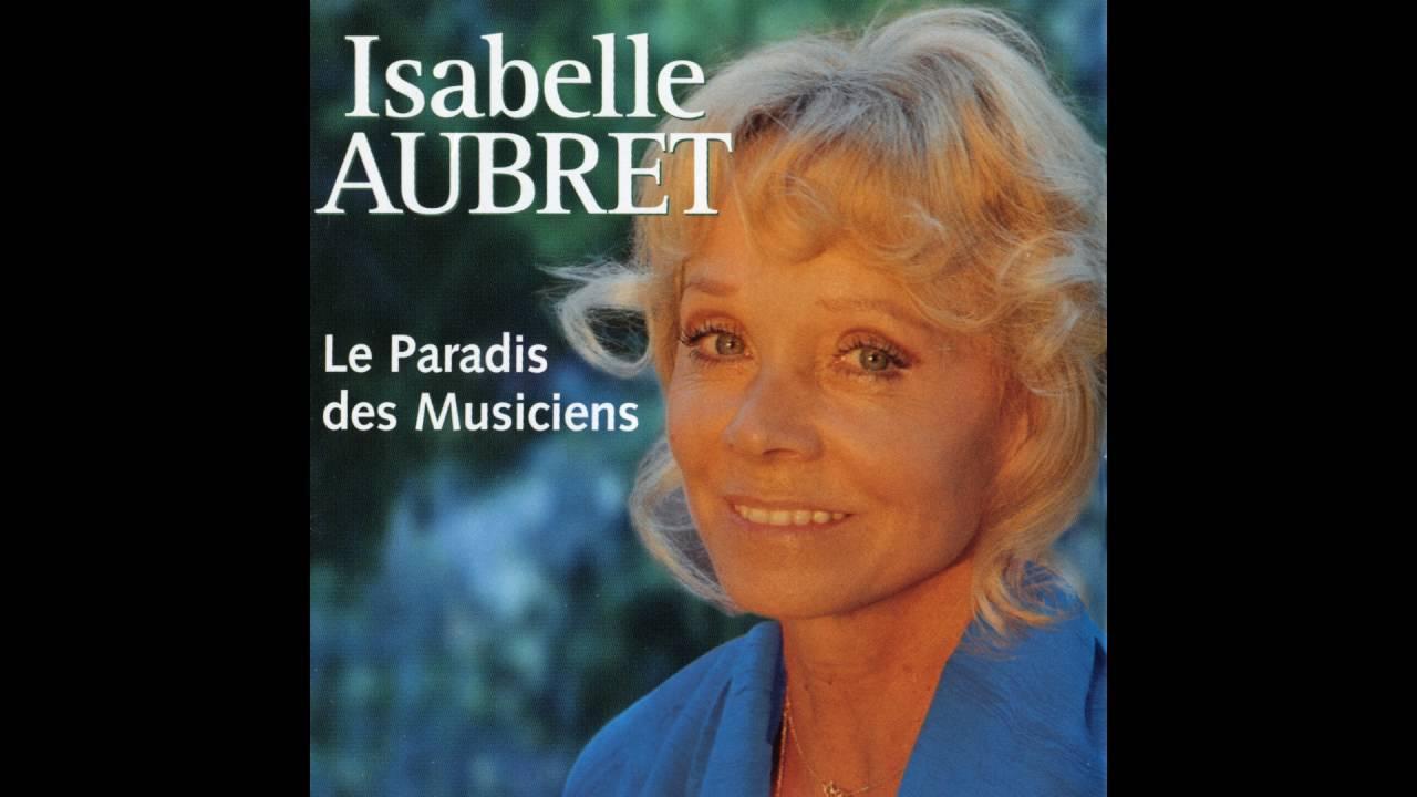 Isabelle aubret le paradis des musiciens