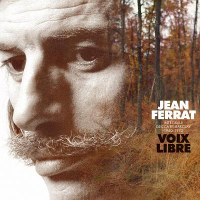 NOUVEAU COFFRET 12CD : VOIX LIBRE L'intégralité des enregistrements de Jean Ferrat de 1960 à 1972
